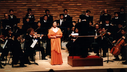 Opera Gala Concert with the Kyushu Symphony Orchestra